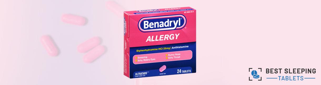 Benadryl for Sleep