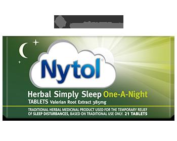 Nytol Herbal Simply Sleep One-A-Night