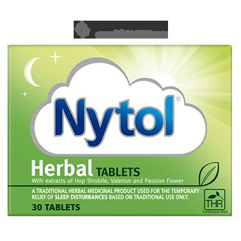 Nytol Herbal Tablets